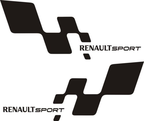 Renault Sport Stickers